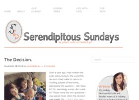 serendipitoussundays.com