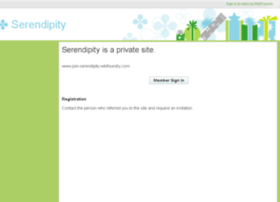 serendipity-rpg.wikifoundry.com