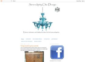 serendipitychicdesign.blogspot.com