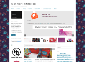 serendipityinmotion.wordpress.com