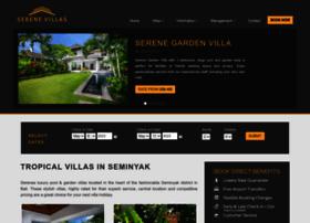 serenevilla.com