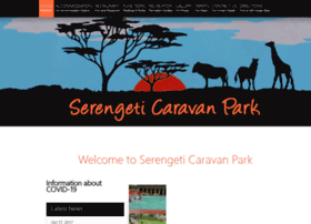 serengeticaravanpark.co.za