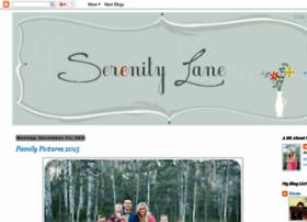 serenitylane.blogspot.com