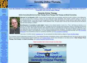 serenityonlinetherapy.com
