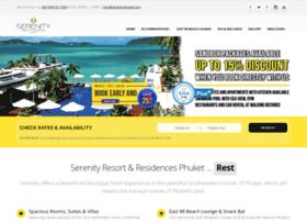 serenityphuket.com