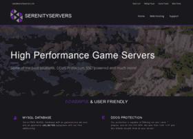 serenityservers.net
