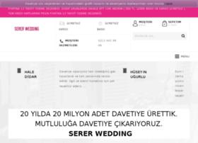 sererwedding.com