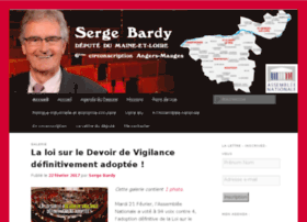 sergebardy.fr