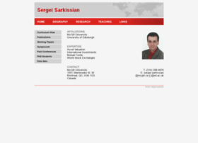 sergei-sarkissian.com