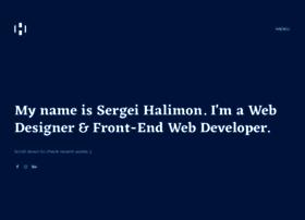sergeihalimon.com