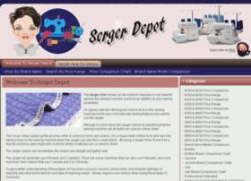 sergerdepot.com