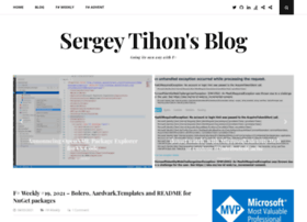 sergeytihon.wordpress.com