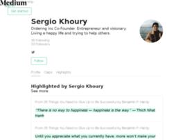 sergiokhoury.com