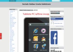 Seriale Subtitrate Gratis Online