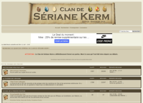 seriane-kerm.forumactif.com