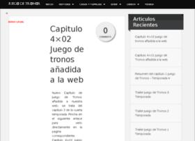 seriejuegodetronos.es
