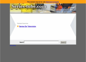 series-tube.com: The Leading Series Tube Site on the Net