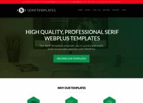 seriftemplates.com