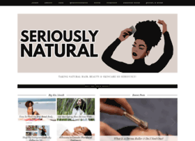 seriouslynatural.org
