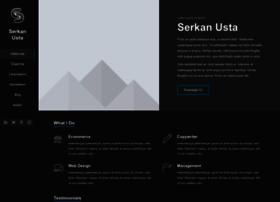 serkanusta.com.tr