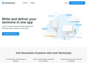 sermonary.com