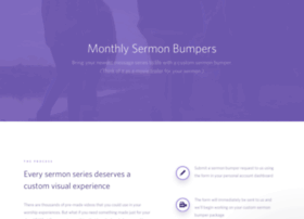 sermonbumpers.com