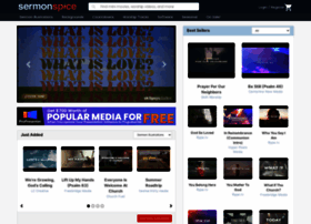 sermonspice.com