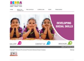 serrapreschools.com