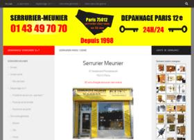 serrurier-meunier.fr