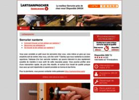 serrurier-nanterre.lartisanpascher.com