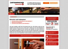 serrurier-rueilmalmaison.lartisanpascher.com