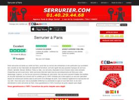 serrurier.com