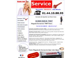 serrurier75007.fr