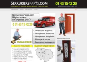 serruriersparis.com