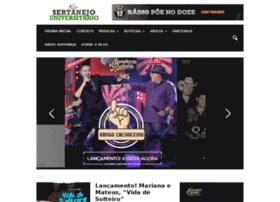 sertanejouniversitario.org