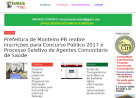 sertaniananet.com.br