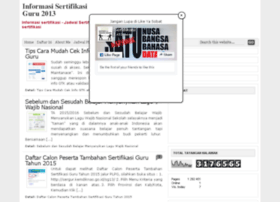 sertifikasi-guru-2013.blogspot.com