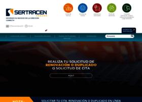 sertracen.com.pa
