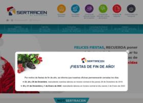 sertracen.com.sv