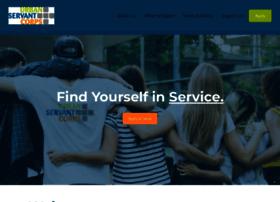 servantcorps.org