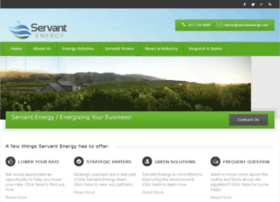 servantenergy.net