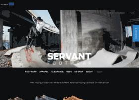 servantfootwear.tictail.com