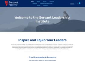 servantleadershipinstitute.com