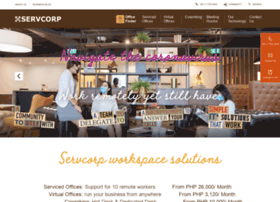 servcorp.com.ph