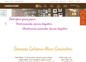 servcorp.com.tr