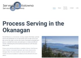 servedkelowna.com