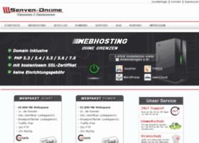 server-drome.org