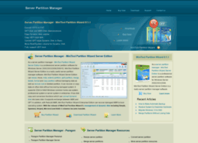 server-partition-manager.com