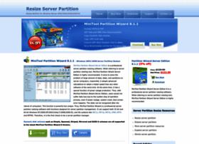 server-partition-resize.com