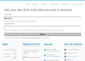 server1.bhorg.com